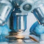 核の微細構造を研究するための共焦点反射干渉顕微鏡が開発される