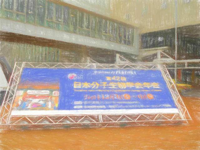 【参加報告】第42回日本分子生物学会年会