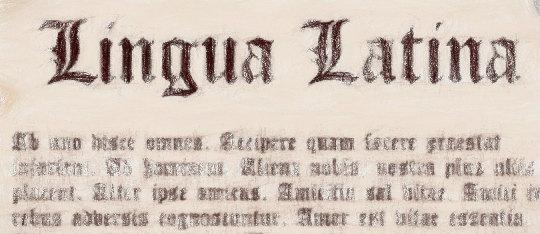 生命科学・医学領域のラテン語の必須知識 【現代にも残る単語の由来】